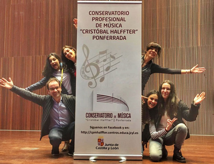clases de violin redes sociales david peralta alegre ponferrada
