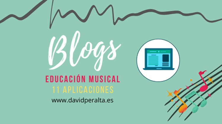 Los blogs en la educación musical son una herramienta fundamental