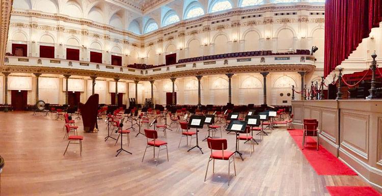 Gustavo Gimeno en Concertgebouw