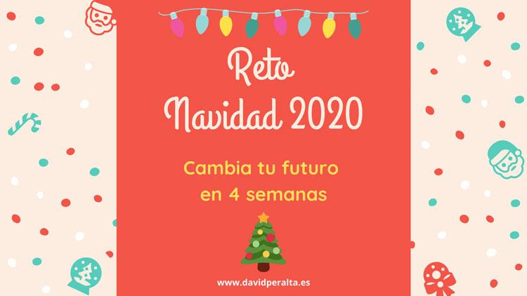 reto navidad del 2020 cambia tu futuro con David Peralta