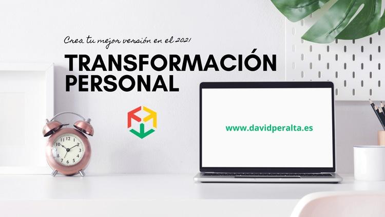 Transformación Personal David Peralta Alegre