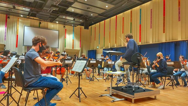 RCO Young y el futuro del talento musical de toda Europa
