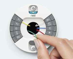 Connecting the K Wire on the Nest Thermostat  David Polanco