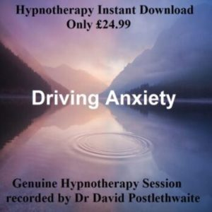 Driving Anxiety Hypnotherapy