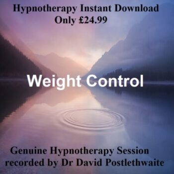 Weight Control Hypnotherapy