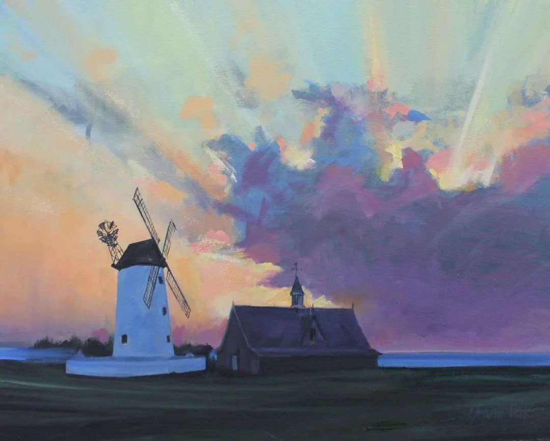 Commission a painting of Lytham