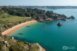 Beauport Bay, St. Brelade, Jersey, Channel Islands
