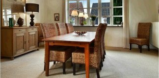 Luxurious-Rattan-dining-room