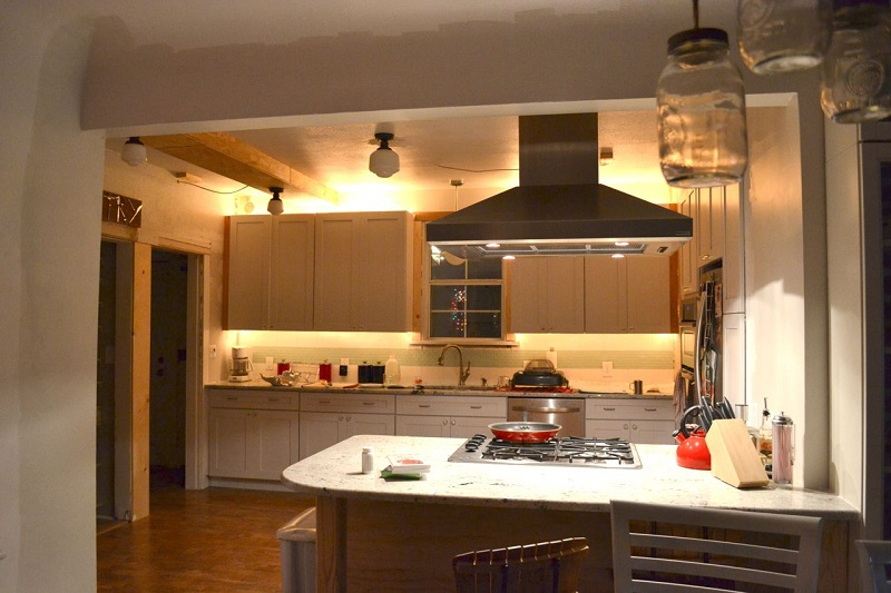 Creative Task Lighting Ideas For Adorable Kitchen - DDR