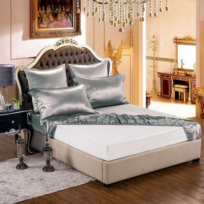 Silk Bedsheet