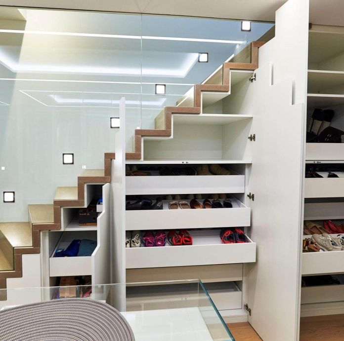 Make a Shoes Storage