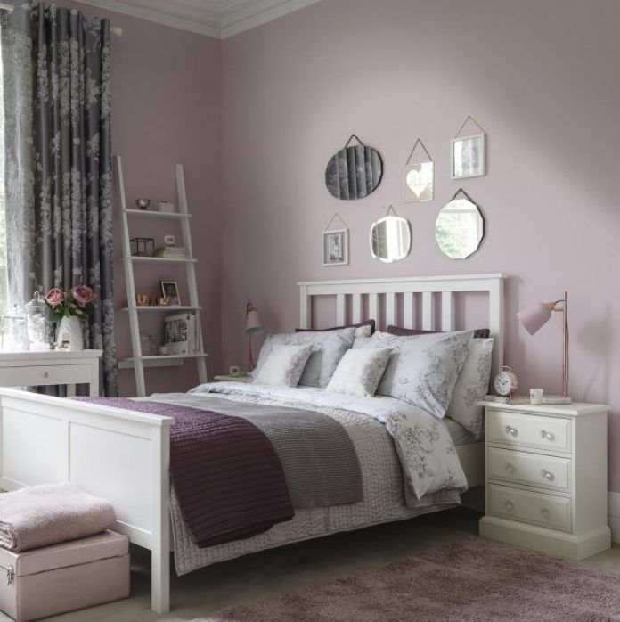 Make an Elegant Bedroom with Grey Color