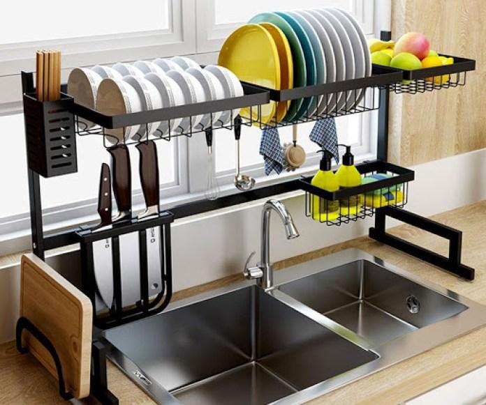 Use a Dish Rack
