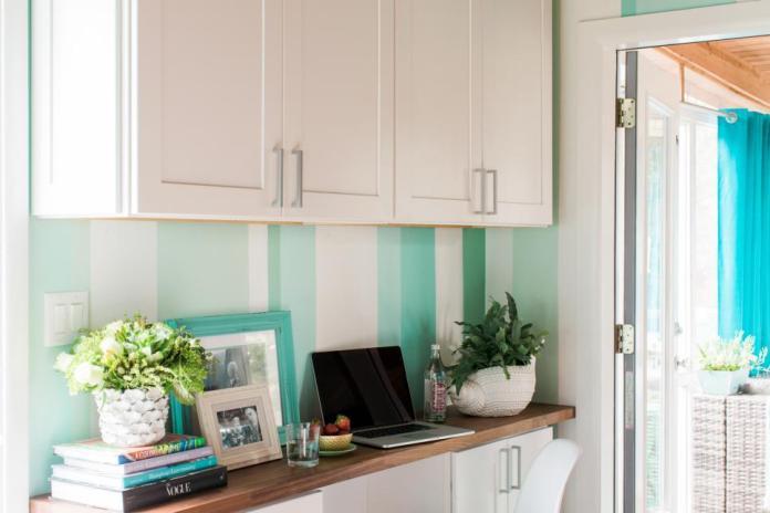 Kitchen with Workspace
