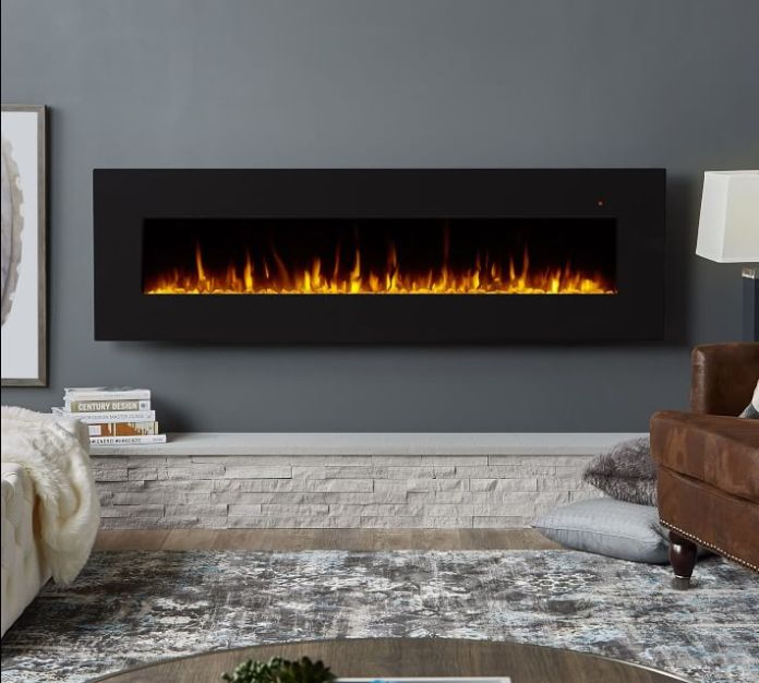 Warm Electric Fireplace