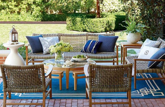 Cushion Outdoor Living Room