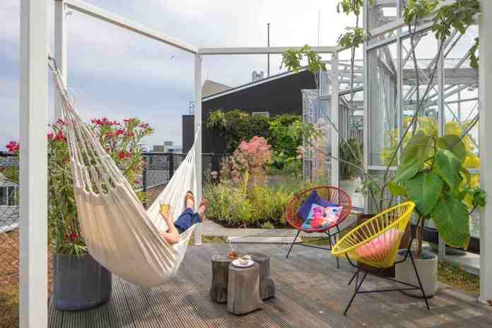 Rooftop Gardens For Relaxing
