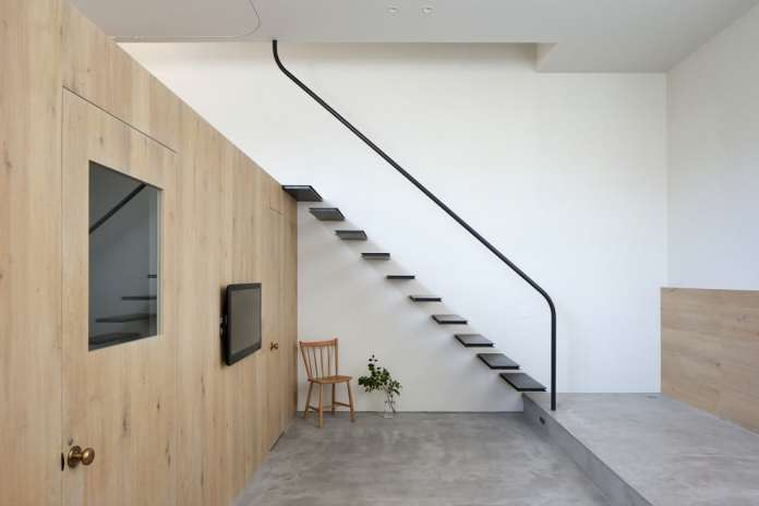 Minimalist Staircase Design Ideas for Modern Homes