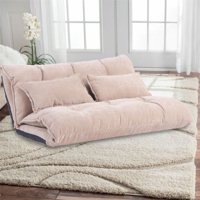 A Multifunctional Foldable Sofa Bed
