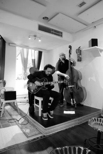 David Regueiro Trio 5