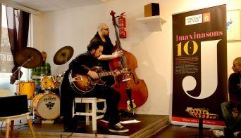David Regueiro Trio 7