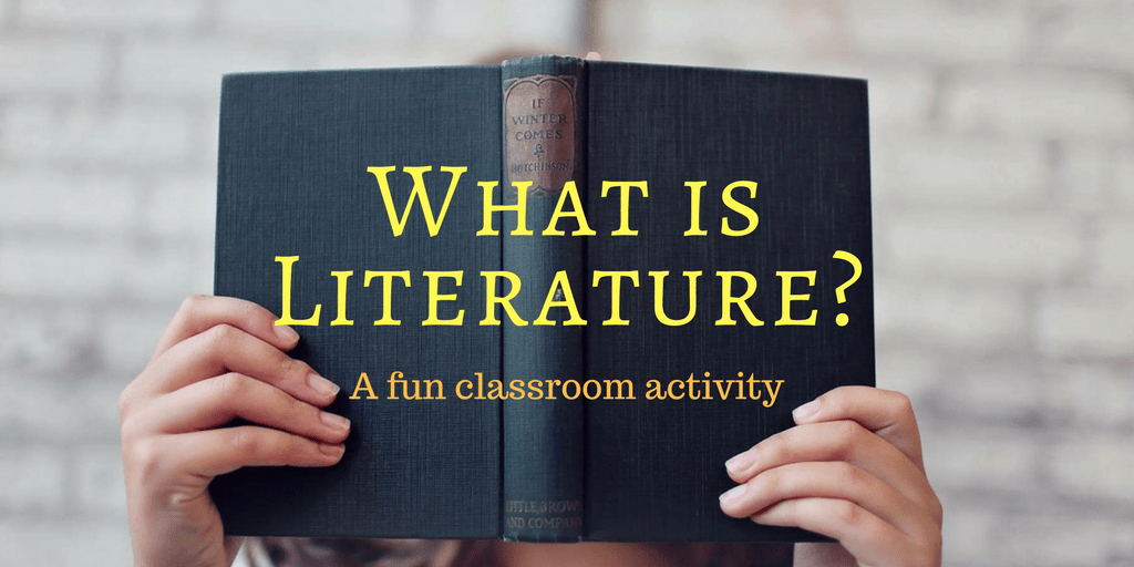 what is literature