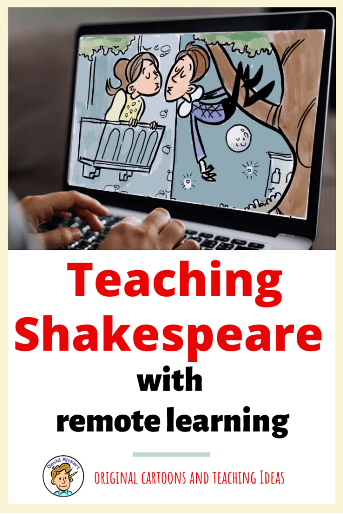 virtual shakespeare digital shakespeare remote learning