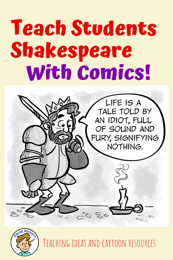 Get Students Interested in Shakespeare