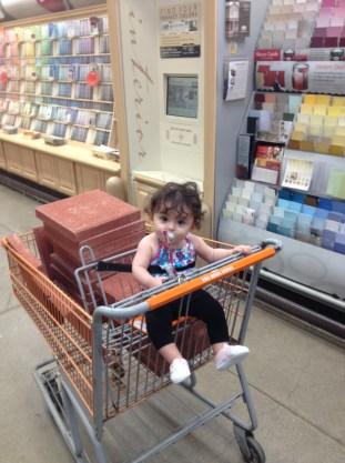 Heavy cart!