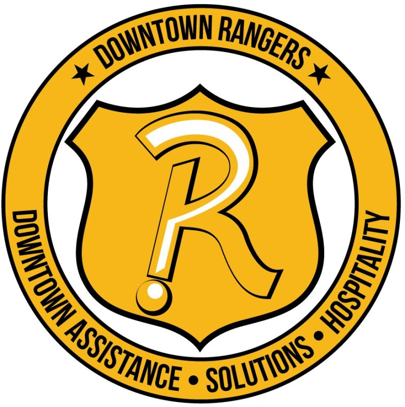 Downtown Rangers Badge