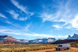 VanLife Castle Valley Utah