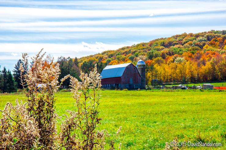 Fall in Wisconsin VanLife