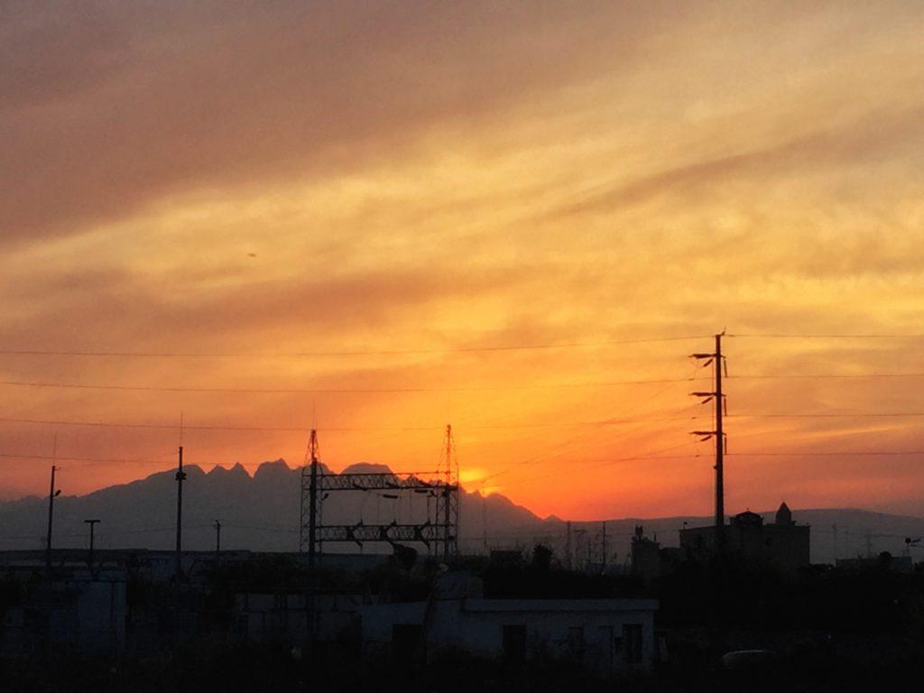 Monterrey Sunset