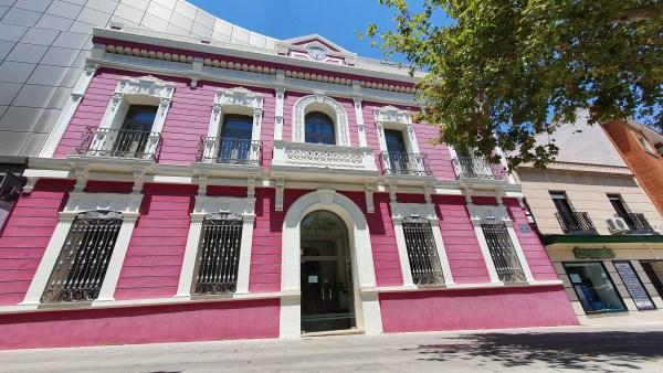 Puertollano - Edificio Cristina García Rodero - Antiguo Ayuntamiento