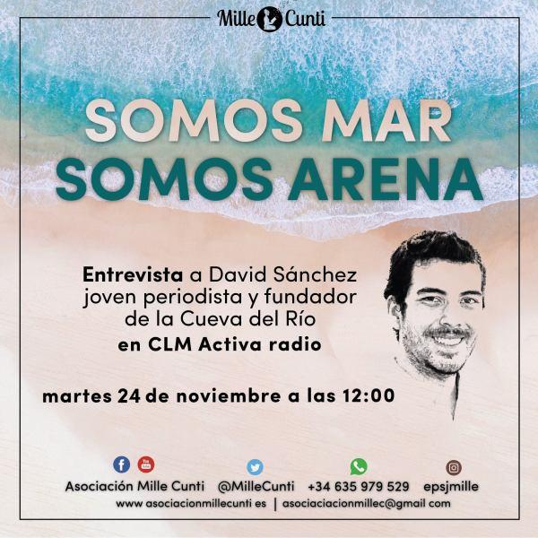 Entrevista en CLM Activa Radio