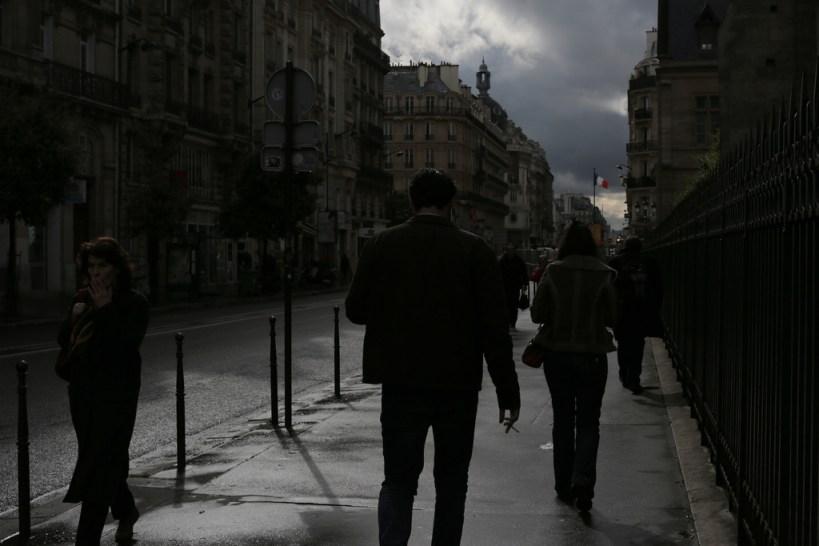 Photo of Paris by Teju Cole