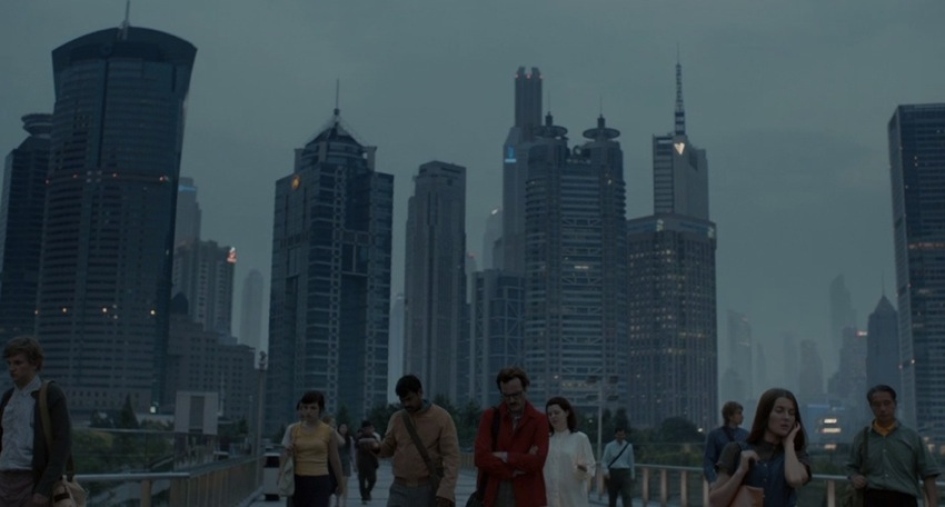 Her movie 2013 screenshot future la