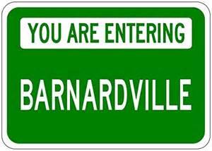 welcome to barnardville