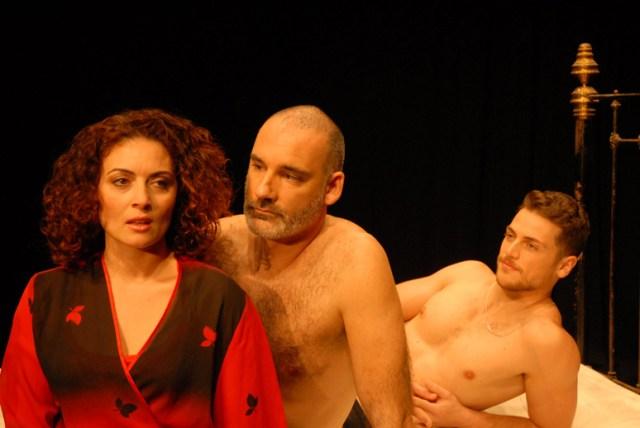 Clare Agius, Roderick Vassallo and Davide Tucci