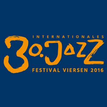 Jazzfestival Viersen 2016 - WDR Television - David Schwager - Balance Engineer