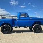 1966 Gmc K20 910 4x4 Pickup Truck Collectors Special Fully Restored For Sale Gmc K20 910 1966 For Sale In Armstrong British Columbia Canada