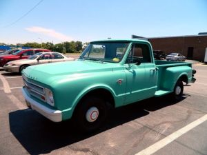 1967 Chevrolet C10 Step Side Pickup Truck Low Mileage for