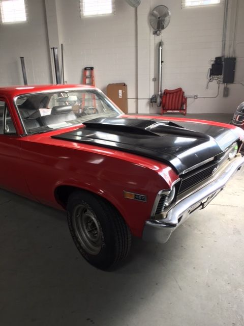 1967 Copo Baldwin Chevelle Motion