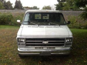 1979 Chevrolet Chevy Conversion  Cargo Van for sale