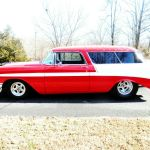56 Chevy Nomad Hot Rod Street Machine Street Rod Custom Drag Race For Sale Chevrolet Bel Air 150 210 Sell Or Trade 1956 For Sale In Siloam Springs Arkansas United States