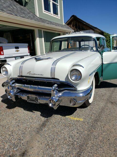 1956 Wagon 4 Pontiac Door