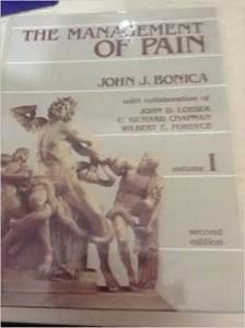 Dr John Bonicas mood The Management of Pain - medical massage techniques