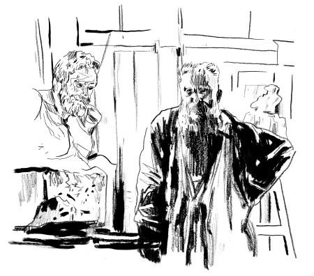 Télérama HS Rodin (novembre 2015)