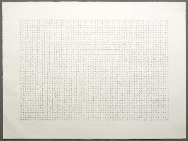 """Mystery Evolves"" - abstract, minimalist drawing by David Smith"