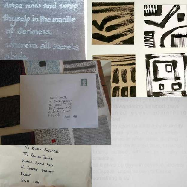 Images of some contibutions to The Binding Grid of Creative Connection